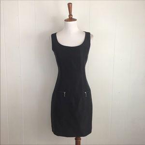 Vintage Neiman Marcus Sleeveless Mini Sheath Dress